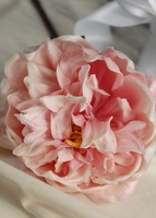 Natural Touch Flowers Pink Peony
