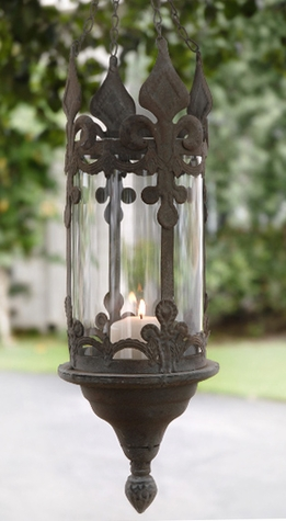 Outdoor Event Lighting - Candle Lanterns & Chandeliers