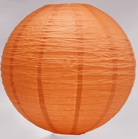 Paper Lanterns Orange 24 in.