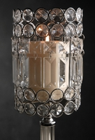 Crystal Lantern 15in