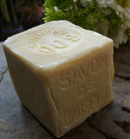 Pure Palm Oil Soap Savon de Marseille 600 grams
