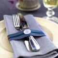Ribbons for napkin rings