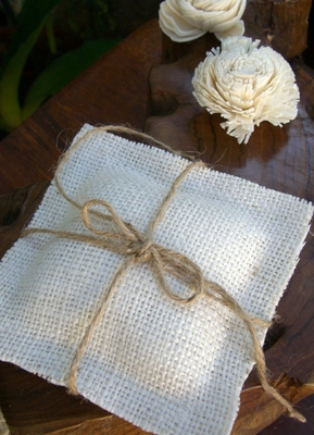 Ring Bearer Pillows & Flower Girl Baskets