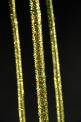 "River Cane 43"" Chartreuse Sparkle (3 pieces)"
