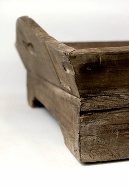 Rustic Wood Tray 30in