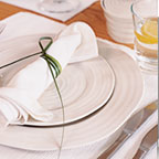 Silk Grass for Napkin Rings
