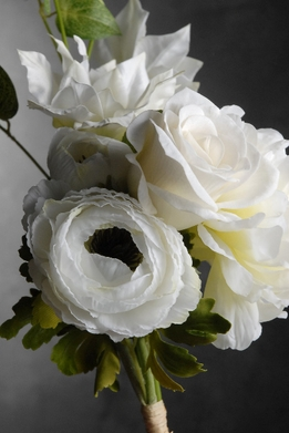 Silk & Natural Touch Bridal Bouquets