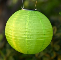 Solar Lanterns Soji Green LED Green