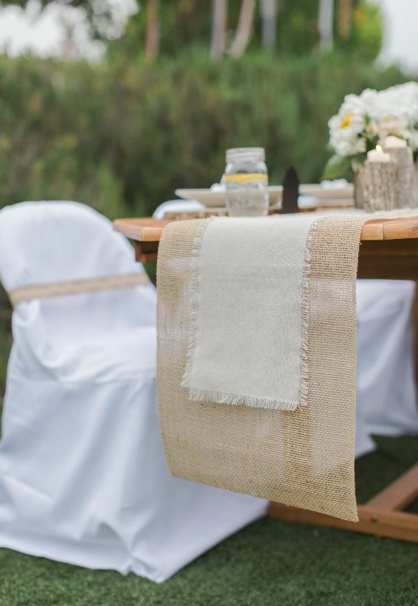 Table and Chair Covers Linens