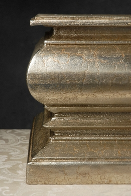 Table Risers Gold Pedestal (12 x15.75)