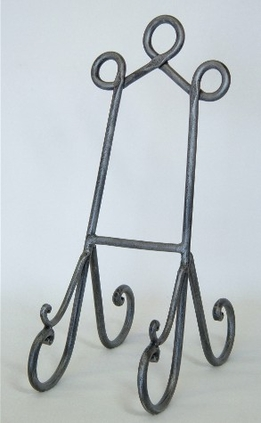 Table Top Easels Pewter 14-1/2""