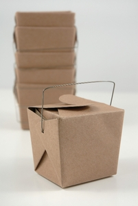 Take Out Boxes | 1 Cup (Pack of 12)