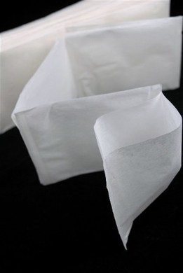Tea Bags 4x5 (100 bags) Large Heat Sealable