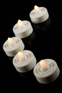 Battery Operated Tea Lights | 20 candles