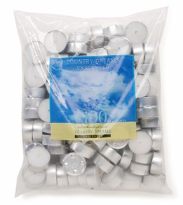 Tealights Candles (100 candles)