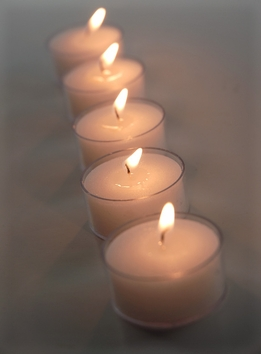Tea Light Candles (Pack of 50)