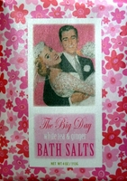 The Big Day White Tea & Ginger Bath Salts