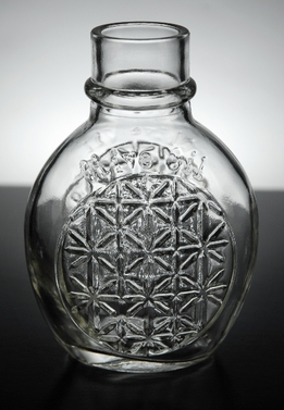 Decorative Bottle 5.25in