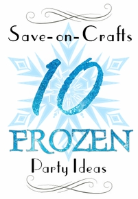 Top 10 Frozen Party Ideas