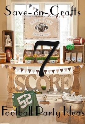 Top 7 Football Party Ideas