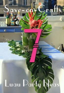 Top 7 Luau Party Ideas