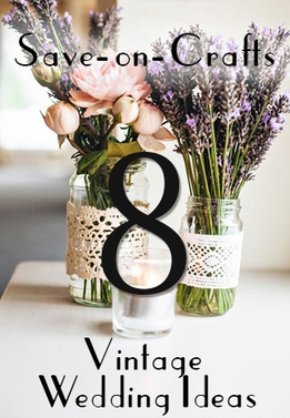 Top 8 Vintage Wedding Ideas
