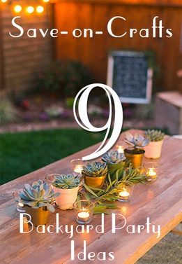 Top 9 Backyard Party Ideas