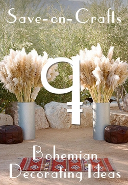 Top 9 Bohemian Decorating Ideas