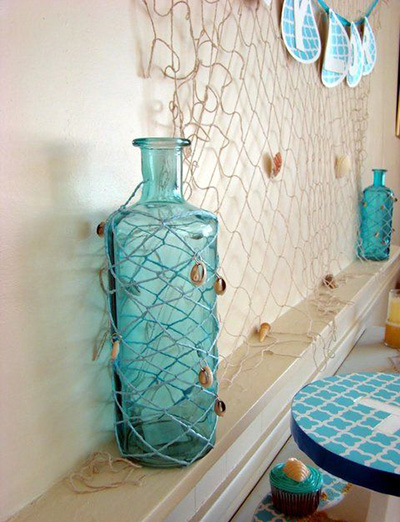 Starfish decorations for bathroom - Top 9 Under The Sea Party Ideas