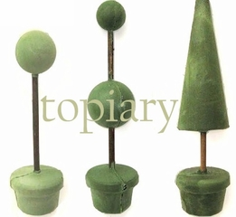 Topiary Forms