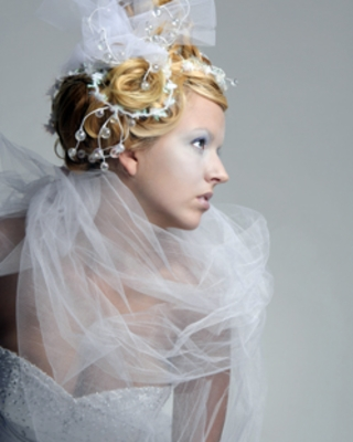 Tulle, Organza, Tulle Netting and Bridal Fabrics