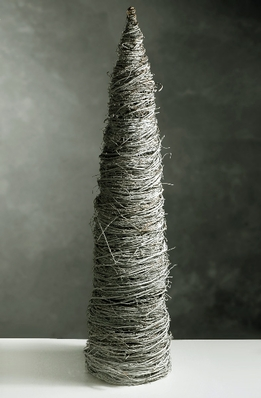 "Twig Trees 48"" White Aspen Alpine Trees"