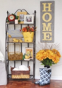 home  garden decor, Garden idea