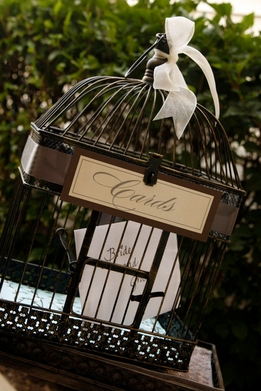 Wedding Doves & Birdcages