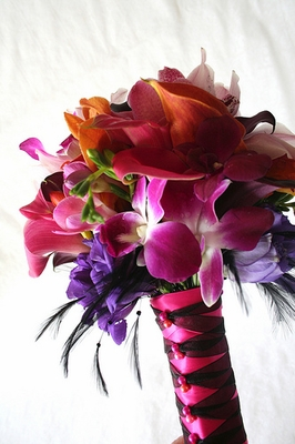 Wedding Flowers by Color