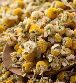 Whole Dried Chamomile Flowers