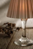 Wine Glass Lampshades Striped | Pack of 4
