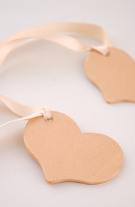 Wishing Tree Tags, Wedding or Bridal Shower Wishing Tree Tags - Click to enlarge
