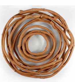 "Thick Natural Branch Wreaths 18"" & 9.5"" (Set of 2)"