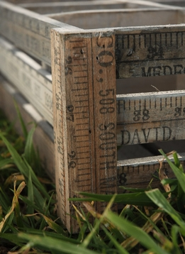 Yardstick Crate