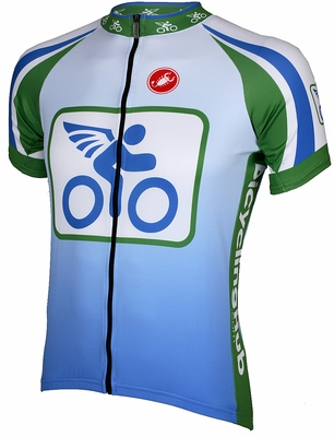 BicyclingHub.com Cycling Jersey by Castelli