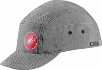 Castelli Newsboy Flex Fit Cap Grey