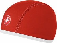 Castelli Thermo Skully Red