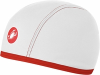 Castelli Thermo Skully White