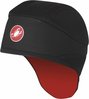 Castelli WindStopper Skully Black