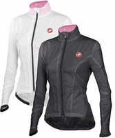 Castelli Women's Leggera Cycling Wind Jacket