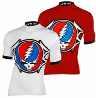 Grateful Dead Steal Your Face Cycling Jersey