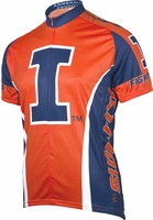Illinois Cycling Jersey
