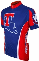 Louisiana Tech University Cycling Jersey