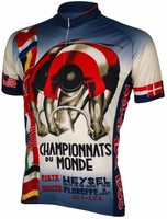 Men's Short Sleeve Cycling Jerseys